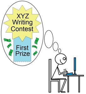 Writing Contests for Kids and Other Ways To Get Published